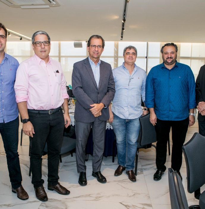 Gama Filho, Marcelo Pordeus, Aristarco Sobreira, Paulo Jathay, Patriolino Dias E Carlos Gama