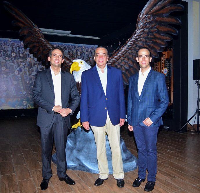 Gaudêncio Júnior, Carlos Gualter E Igor Lucena