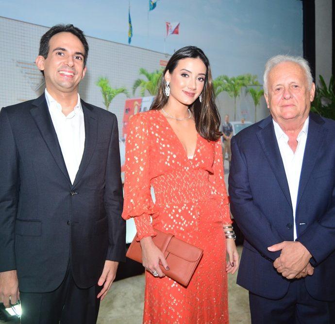 Gaudêncio Júnior, Thalita Lucena E Raimundo Nonato Carneiro