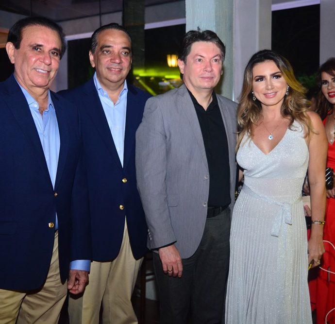 Gaudêncio Lucena, Carlos Gualter, Edgar Gadelha E Jaqueline Maia