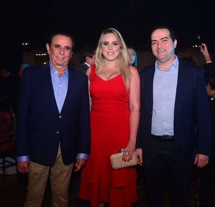Gaudêncio Lucena, Jade Romero E Marcelo Paz