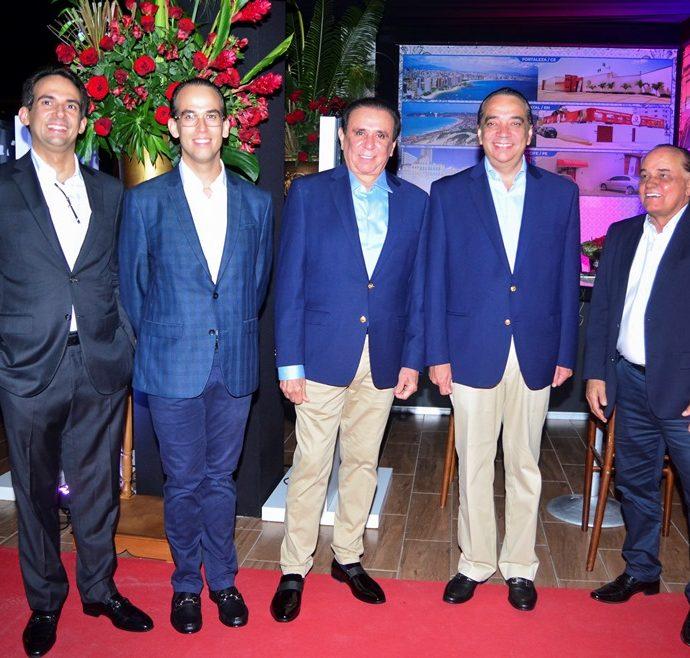 Gaudênciojúnior, Igor Lucena, Gaudêncio Lucena, Carlos Gualter E Amilton Lopes