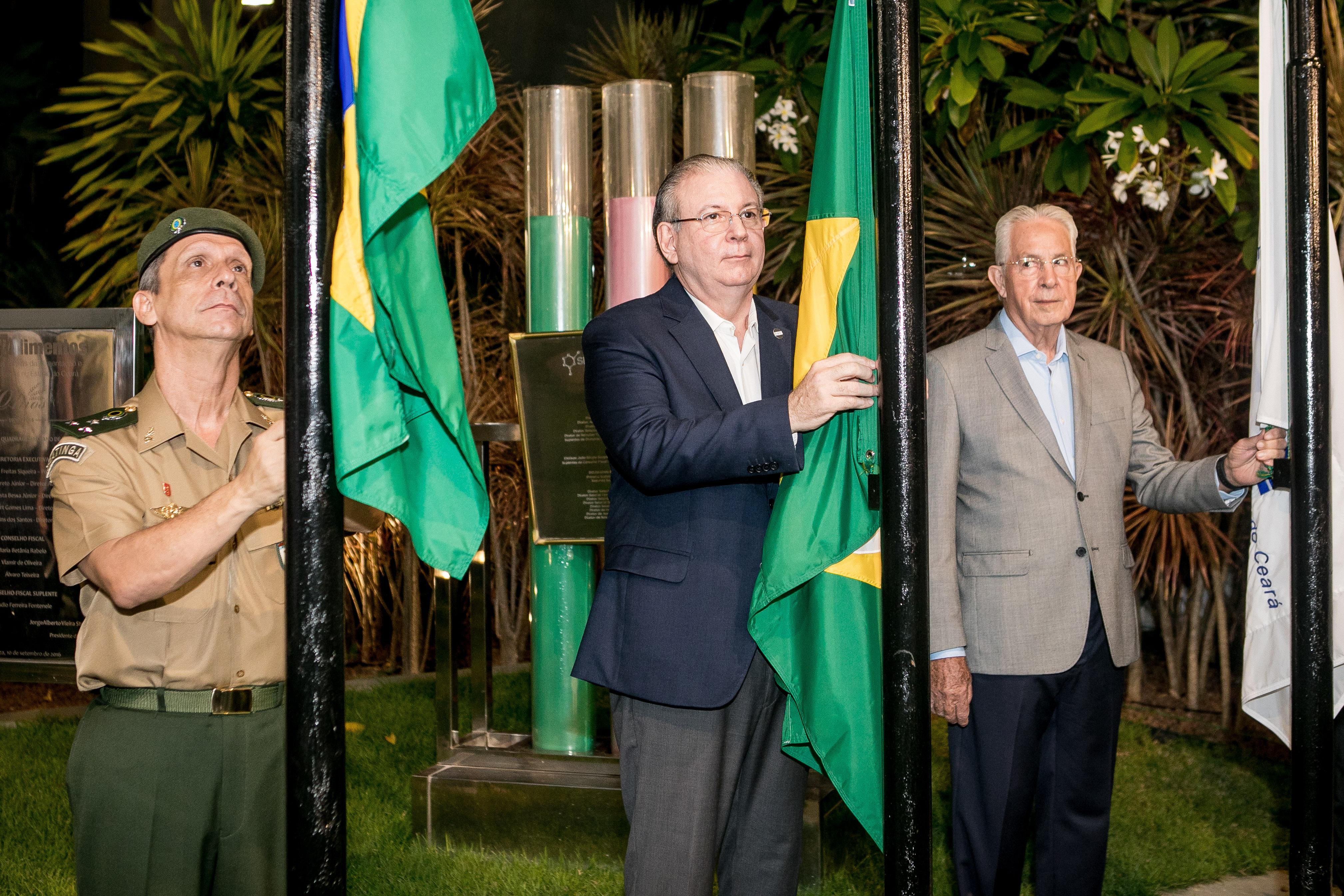 Presidente da Fiec, Ricardo Cavalcante, abre oficialmente o ano da indústria