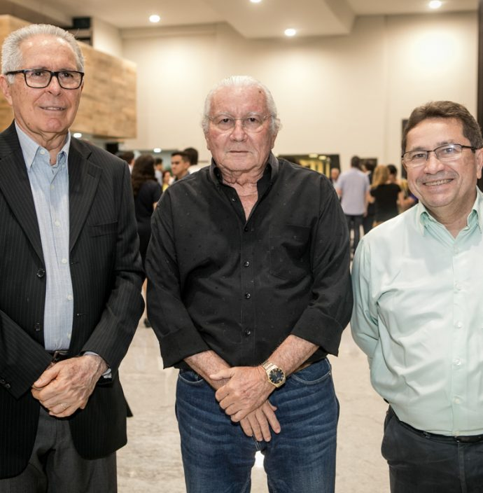 Gen Lima Verde, Chico Barreto e Alcir Porto