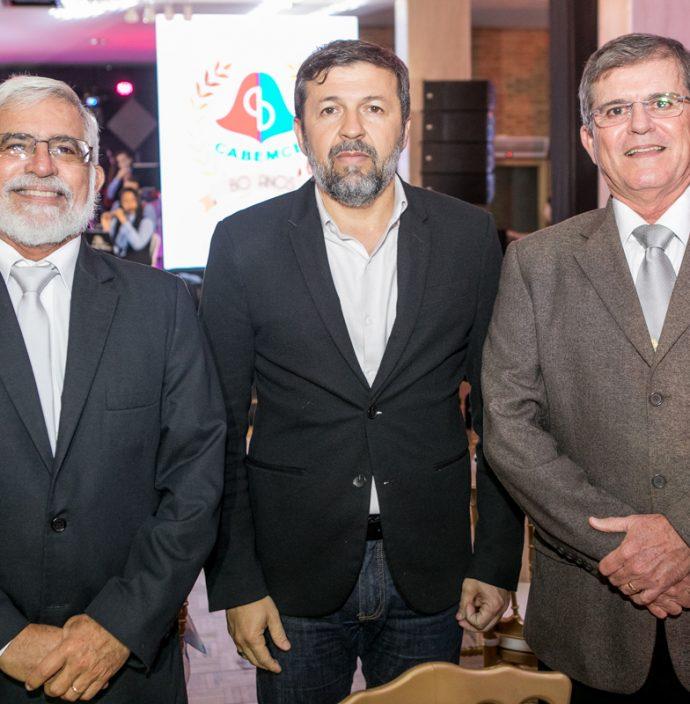 Gen Manoel Teofilo, Elcio Batista E Gen Guilherme Teofilo