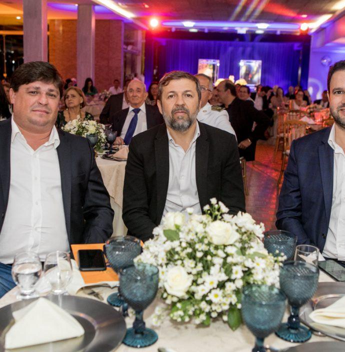 George Lima, Elcio Batista E Leo Couto