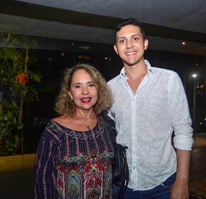 Georgia Machado E Victor Tabosa