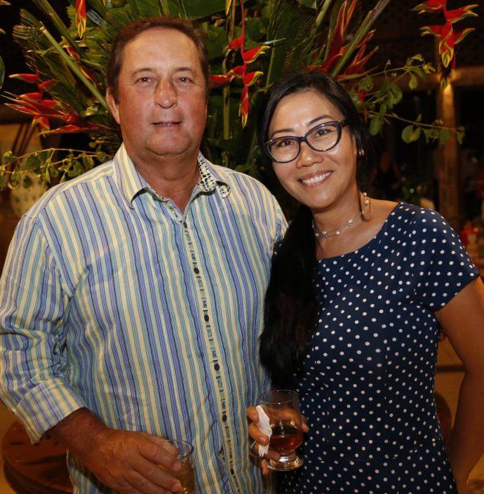 Geraldo Monteiro E June Paik