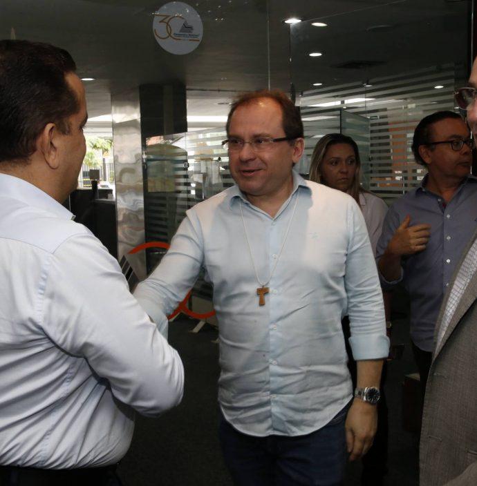 Germano Belchior, Carlos Matos E Roberto Araujo