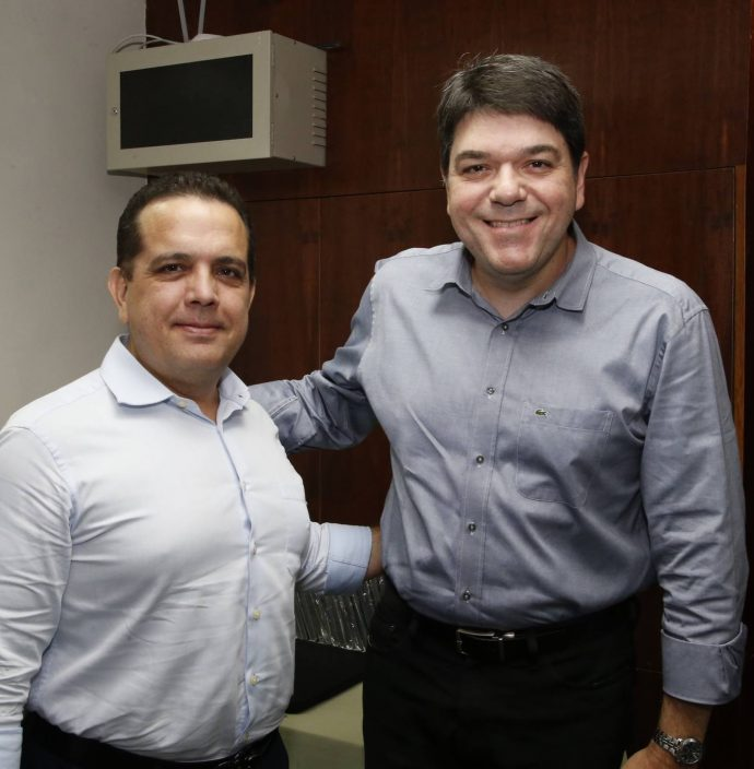 Germano Belchior E Raul Santos