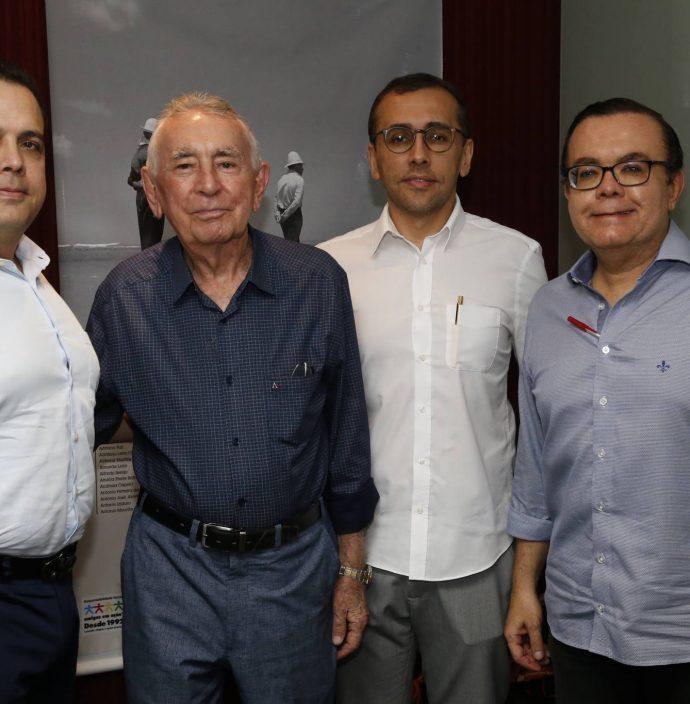 Germano, Walter, Delano E Alessandro Belchior