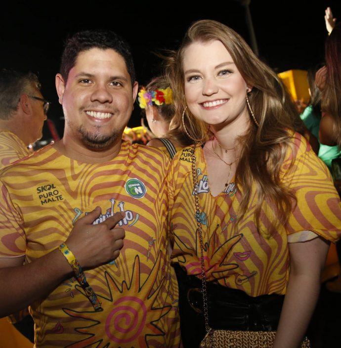Gilberto Sales E Marina Freire