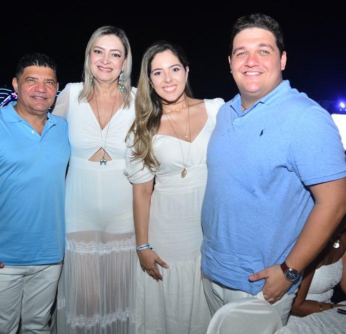 Girão Pitombeira, Ecilda Girão, Rafaela Girão, Pedro Vale