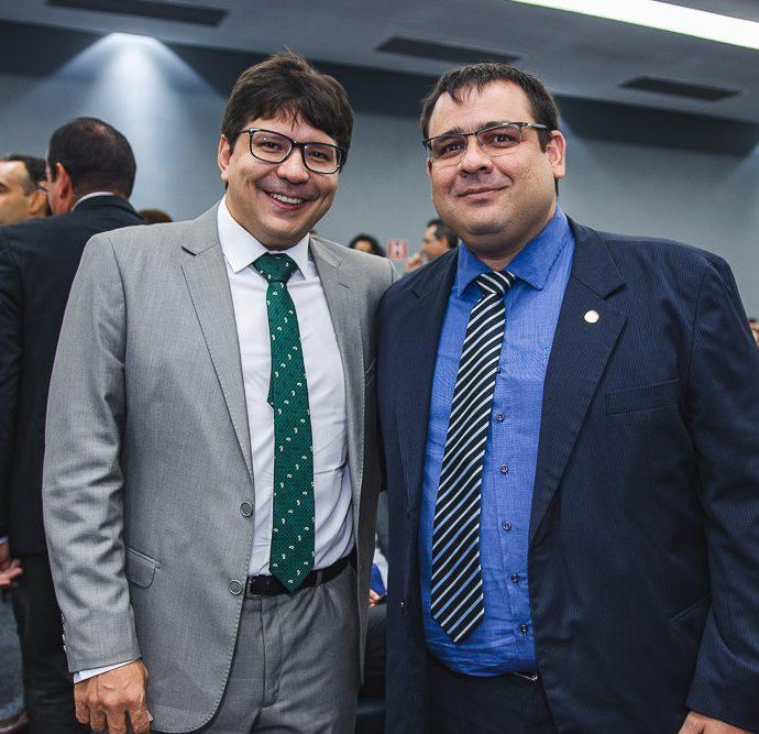 Giuliano Sena e Marcelo Cochrane