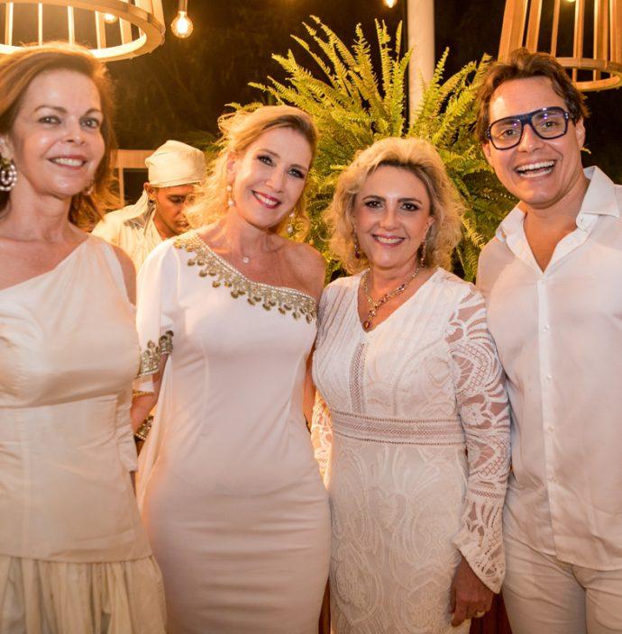 Glaucia Andrade, Marjorie Marshall, Graça Da Escossia E Francisco Campelo