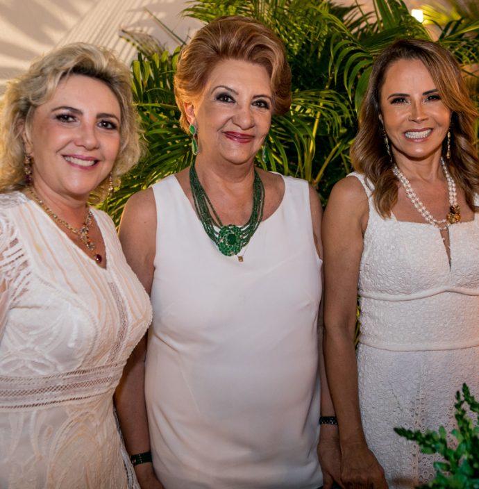 Graça Da Escossia, Tereza Borges E Conceição Barbosa