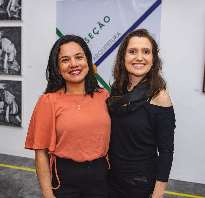 Graciele Siqueira E Andrea Dallolio