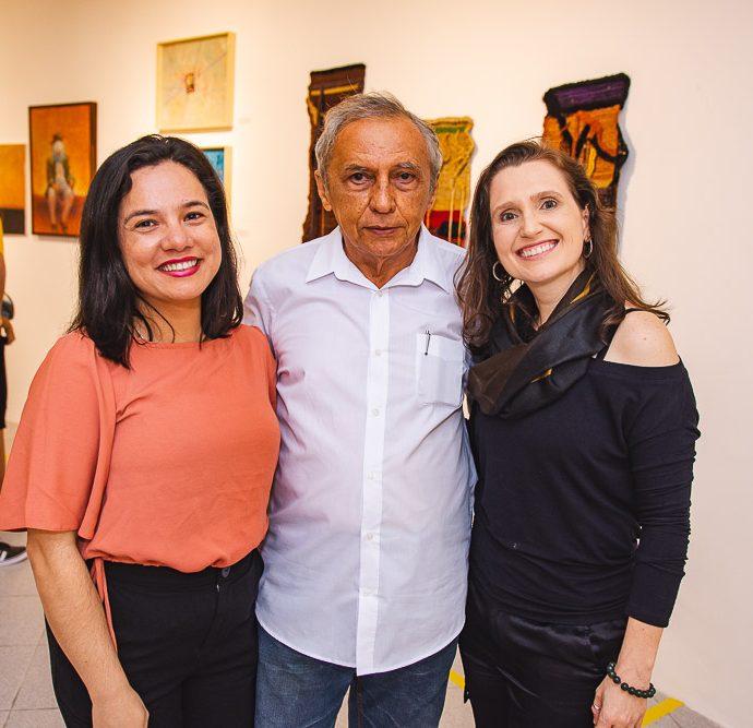 Graciele Siqueira, Pedro Eymar E Andrea Dallolio