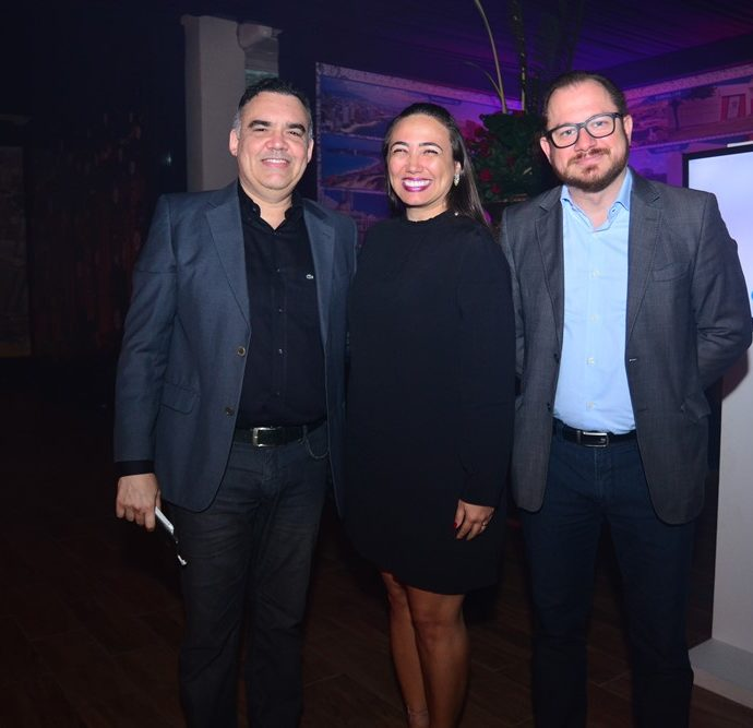 Hamilton Nogueira, Rafaela Nerez E Marcus Soares