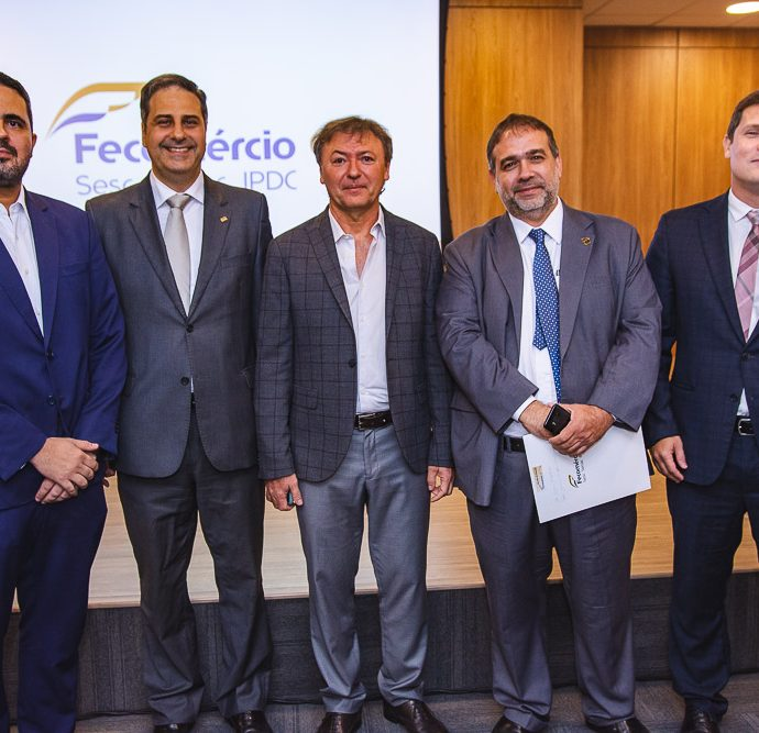 Hamilton Sobreira, Erinaldo Dantas, Mauricio Filizola, Hugo Leao E Joao Rafael Furtado