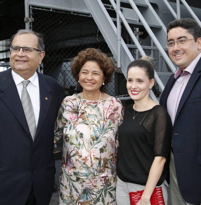 Henrique E Monica Braga, Marina Montenegro E Ricardo Cardoso