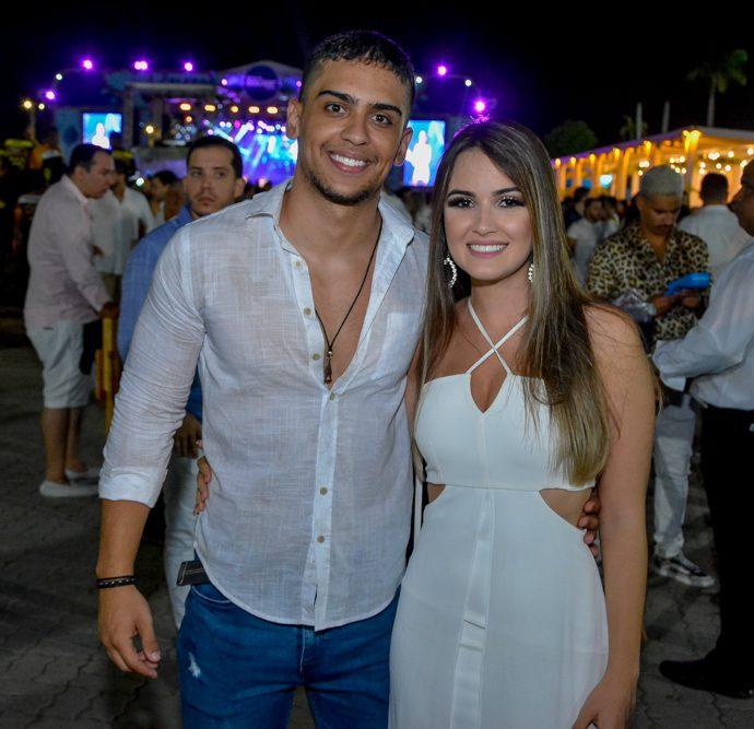 Hugor Andrade E Lorena Magalães