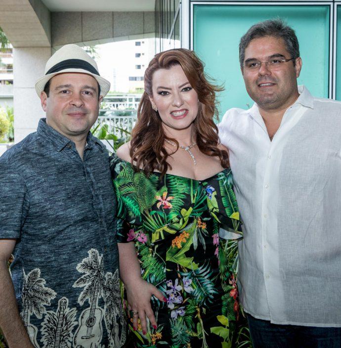Igor E Aline Barroso, Edson Queiroz Neto