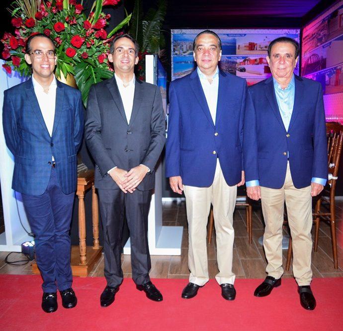 Igor Lucena, Gaudêncio Júnior, Carlos Gualter E Gaudêncio Lucena