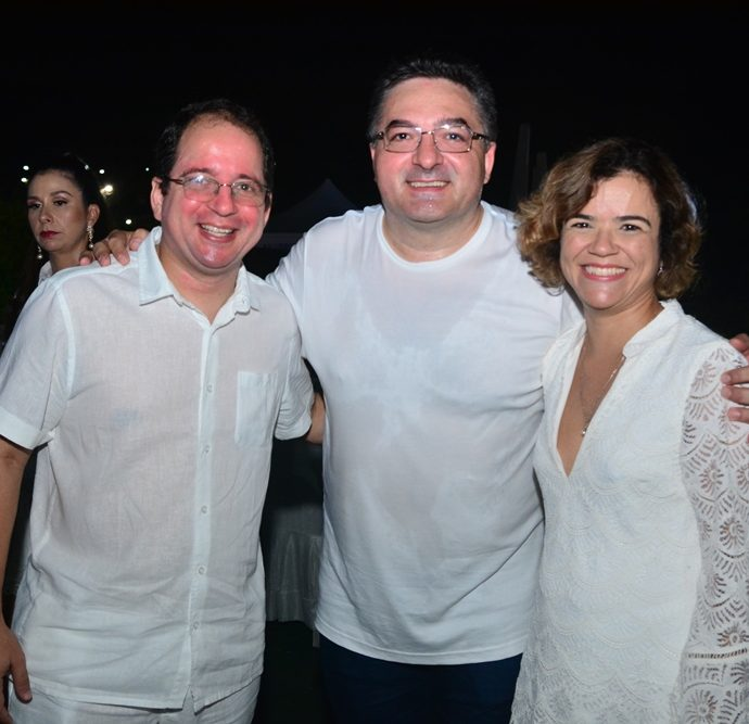 Igor Vieira, Guarany Pierre, Karine Vieira