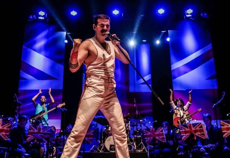 Maior espetáculo Queen das Américas chega ao Teatro do RioMar em março