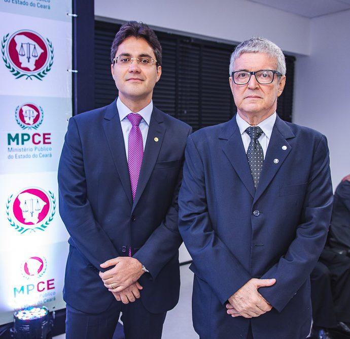 Inacio Cortez e Luciano Maia