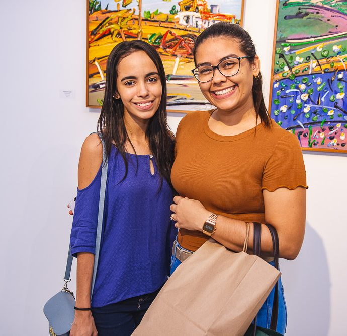 Ingrid Castro E Raquel Martins