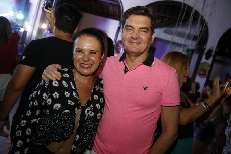 Pré-Carnaval 2020 - Fabíola e Alcimor Rocha comandam a temporada de folia no Ideal Clube