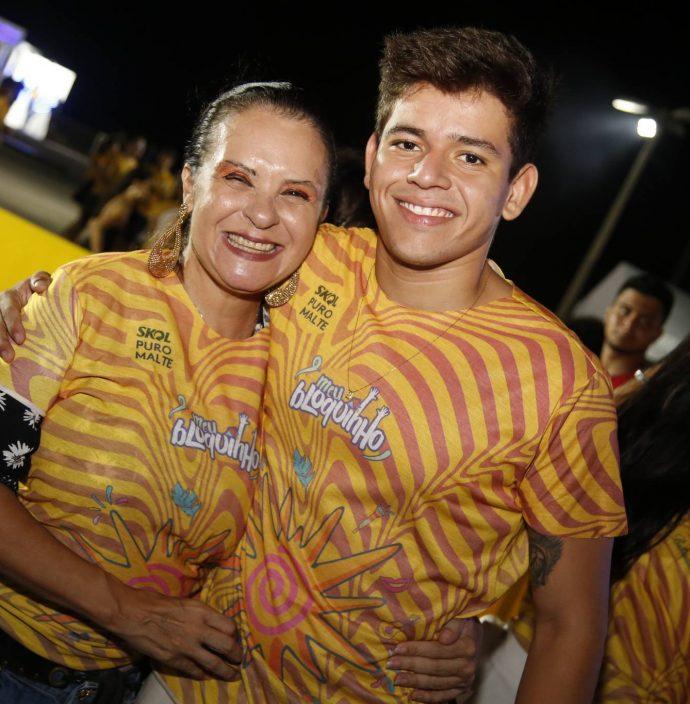 Irma Pinto E Lucas Lima