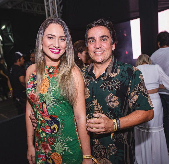 Isabel Dias E Rodrigo Bezerra