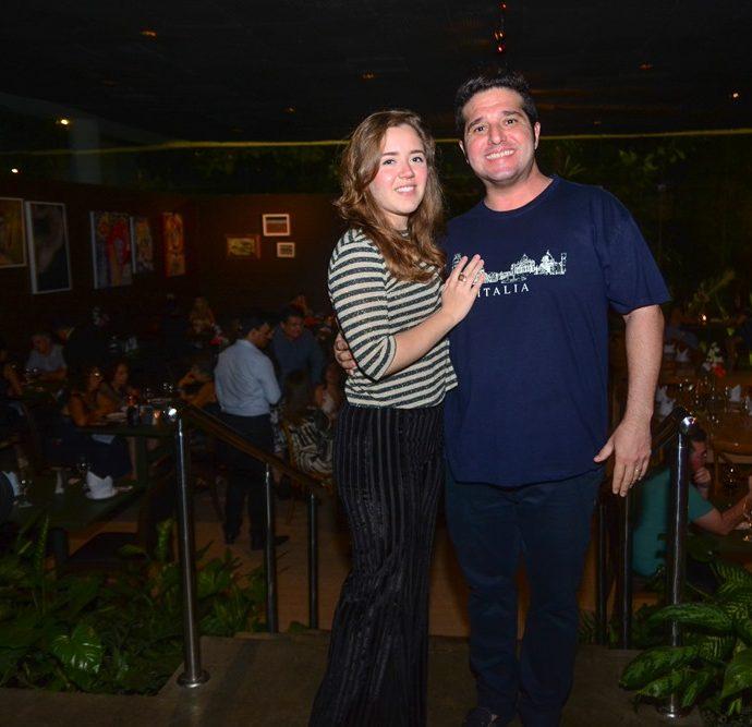 Isabella Rebouças E Pedro Gurjão