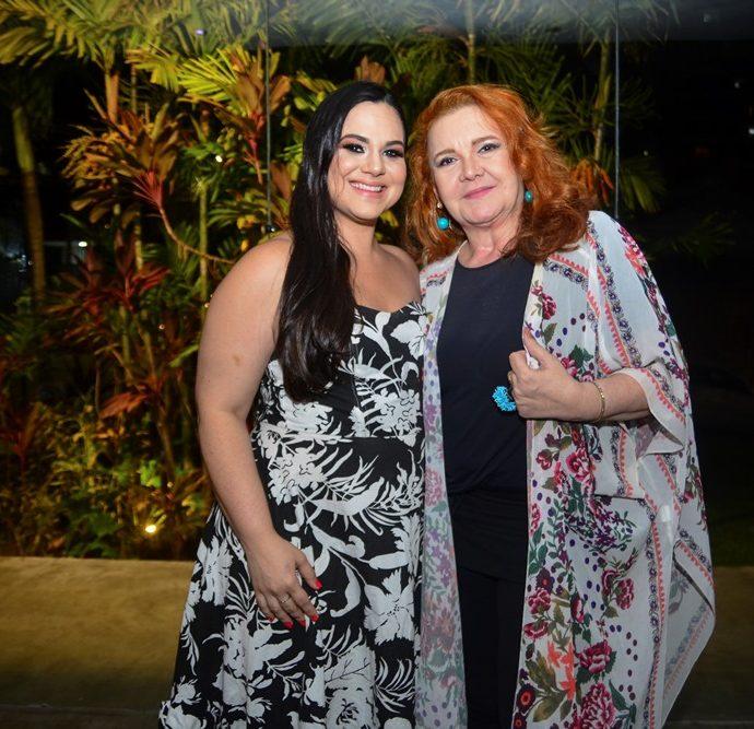 Itauana Ciribeli E Claudia Rebouças