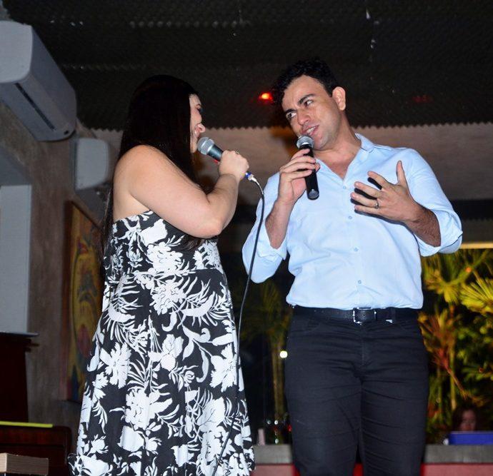 Itauana Ciribeli E Leandro Cavalcante