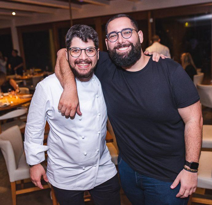 Ivan Prado e Luiz Victor Torres