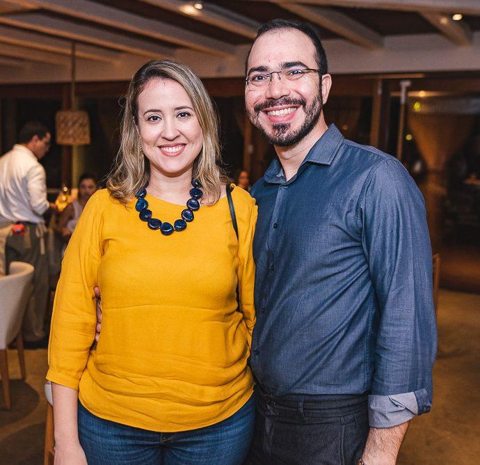 Izaqueline Ribeiro e Italo Borges