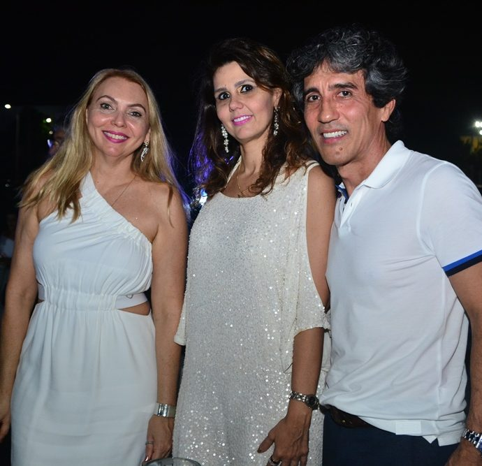 Jacqueline Saraiva, Josiane Câmara, Adalberto Goto