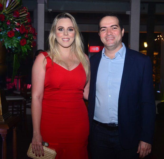 Jade Romero E Marcelo Paz