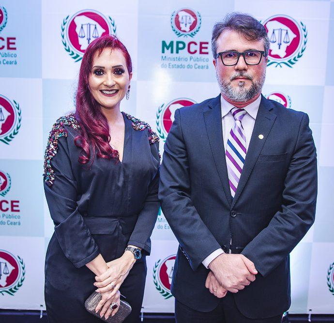 Janaina Carneiro e Andre Pereira