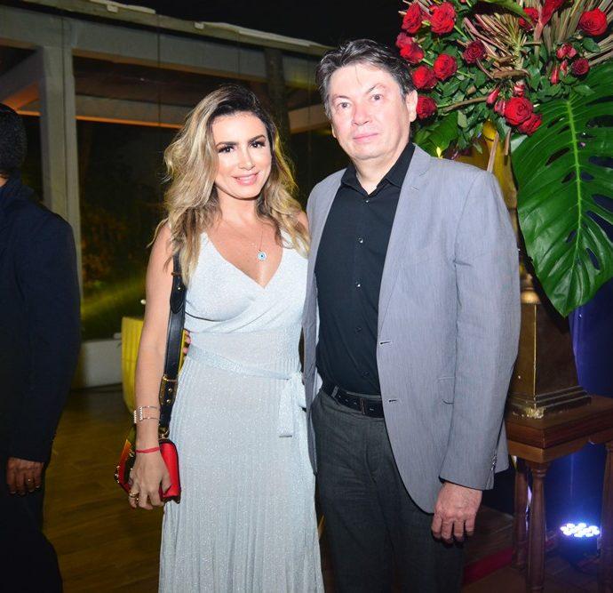 Jaqueline Maia E Edgar Gadelha