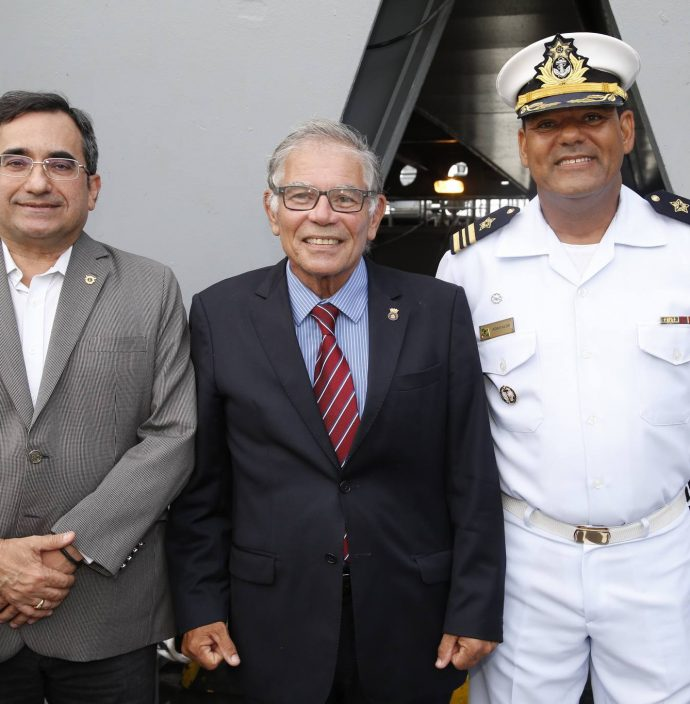 Jardson Cruz, Roberto Lima E Adroaldo Cunha