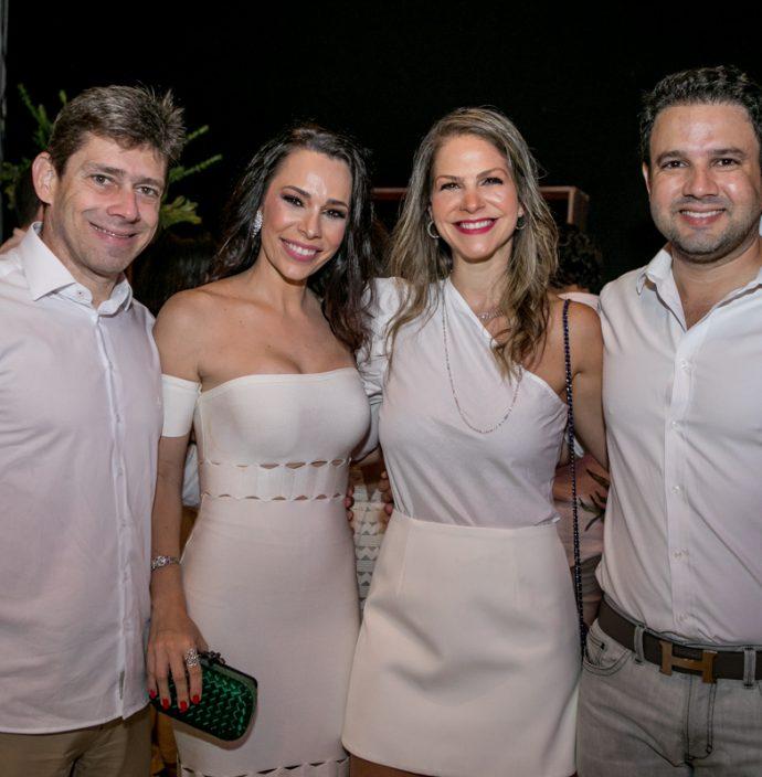 Joao Carlos E Lorena Gondim, Cecilia E Leo Couto