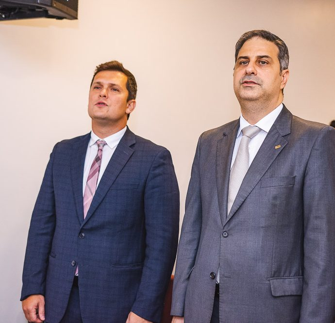 Joao Rafael Furtado E Erinaldo Dantas
