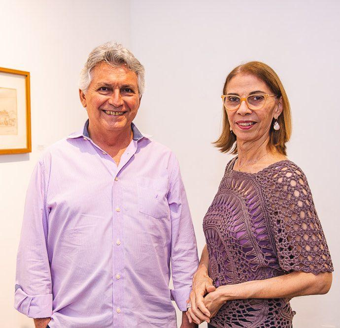 Joaquim Aristides E Regina Cunha
