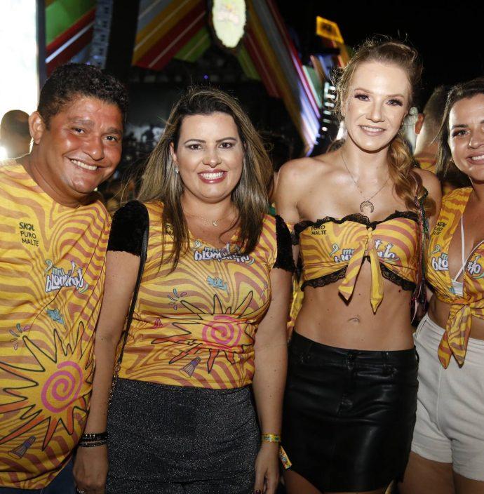 Jonny E Adriana Monteiro, Hanna Neves E Camila Rodrigues