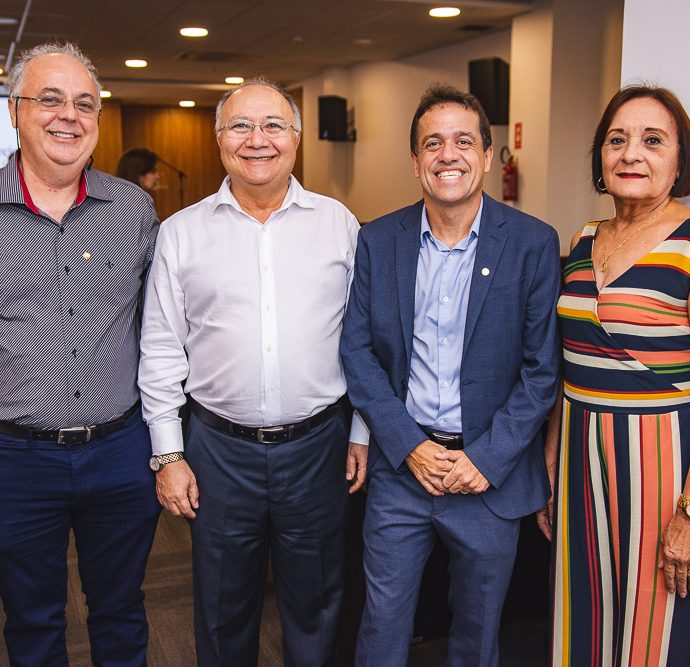 Jose Augusto Porto, Delano Gadelha, Edgy Paiva E Angela Moraes
